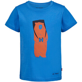 VAUDE Lezza T-Shirt Kinderen, radiate blue